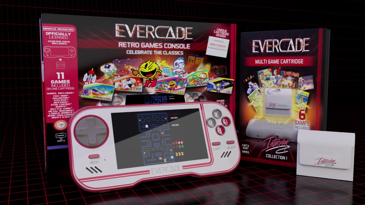 The Evercade Handheld's Latest Cartridge Features Several Rare SNES