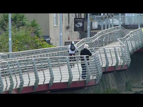 Bridgend filming casualty August 7th 2018