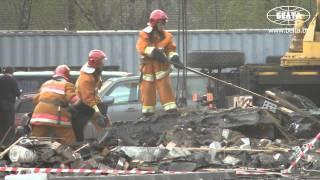 Взрыв прогремел в женской бане Минска