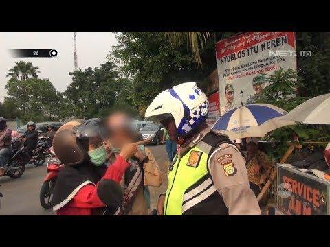 Wanita Ini Dengan Berani Mengolok Petugas Padahal Melakukan Pelanggaran - 86