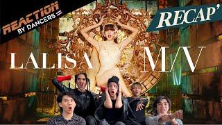 Reaction Recap ลลิษาจะขนาดไหนเชียว คาดหวังมากพูดเลย Lisa Lalisa By Dancers Babyboss MP3