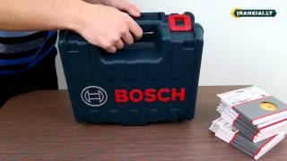 ekscentrinis šlifuoklis bosch gex 125 1 ae