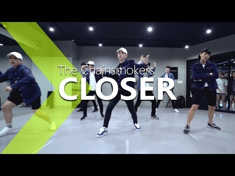 The Chainsmokers  Closer ft Halsey  Choreography  AD LIB