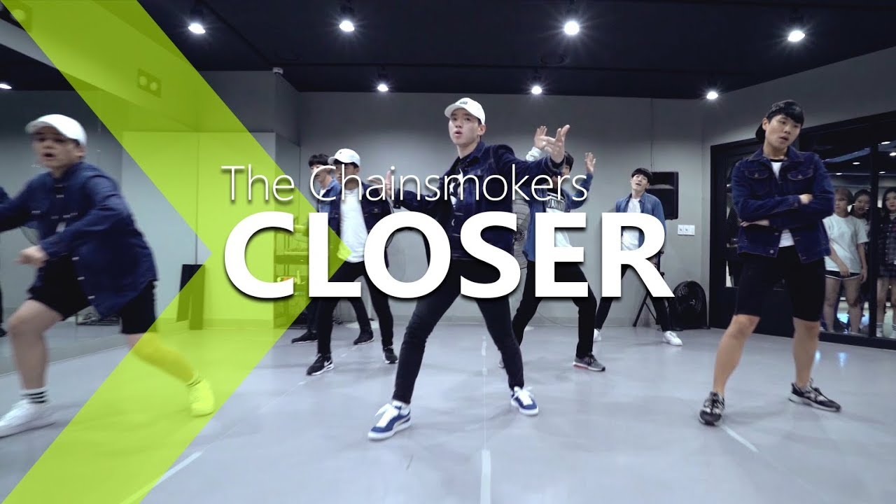 The Chainsmokers - Closer ft. Halsey / AD LIB Choreography