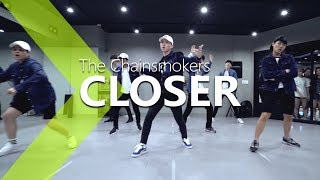 Video The Chainsmokers - Closer ft. Halsey / AD LIB Choreography download MP3, 3GP, MP4, WEBM, AVI, FLV Maret 2018
