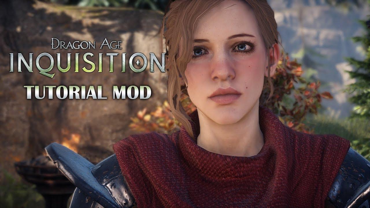 Como instalar mod Dragon Age Inquisiton