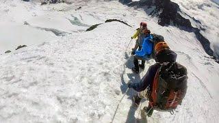 First Mount Rainier Summit June 9th, 2014
