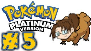 Let's Play: Pokémon Platinum DS! -- Episode 5