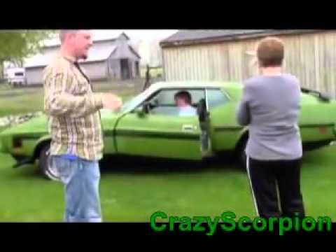 Son surprises his dad with a car that he used to own