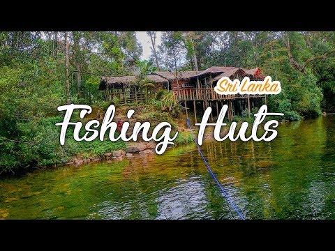 Fishing Huts - Beautiful Places To Visit In Sri Lanka