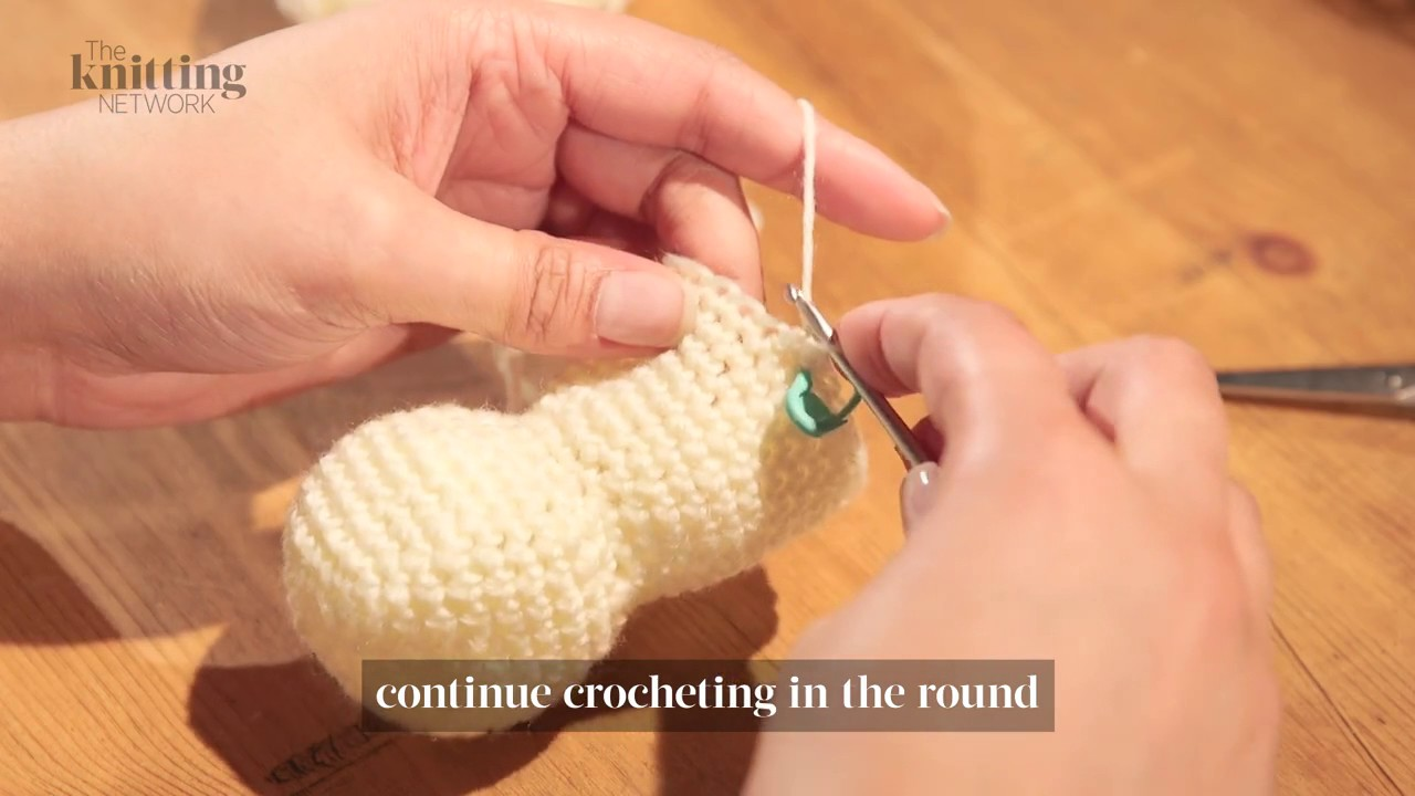 How To Crochet An Amigurumi Cat Youtube