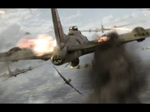 FLAK STORM: German WWII Anti-Aircraft Defense (2014) - A WWII film clip describing evasive tactics for high altitude bombers