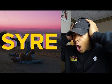 JADEN SMITH - SYRE ( REACTION ) BEST ALBUM OF THE YEAR!!!