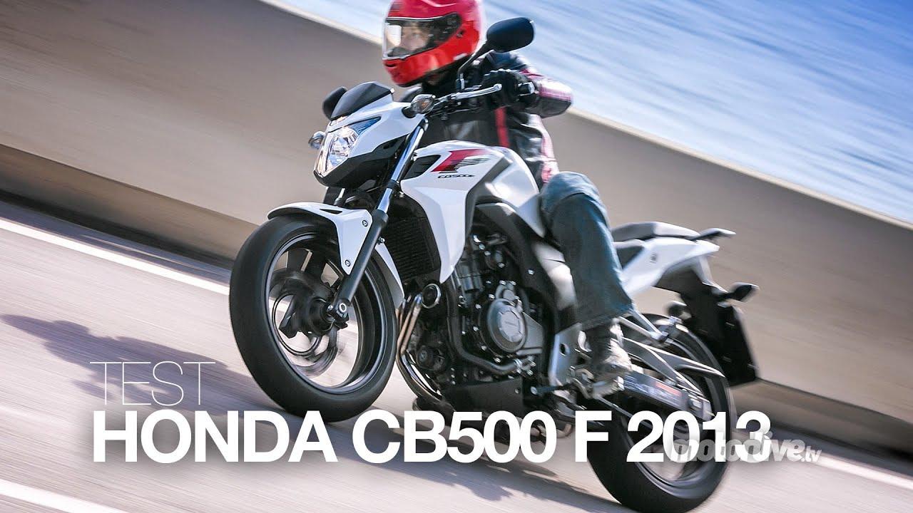 test exclusif | honda cb 500 f 2013, une légende au goût du jour