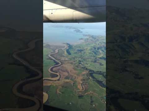 Palmy to Auckland Jetstar 8.7.17