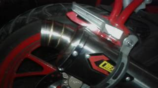 Slencer stenlis creampie jogja for cb150r