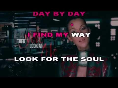 Celine Dion  Then you look at me karaoke