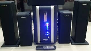 Loa vi tính Soundmax B30 5.1 Đã qua sử dụng