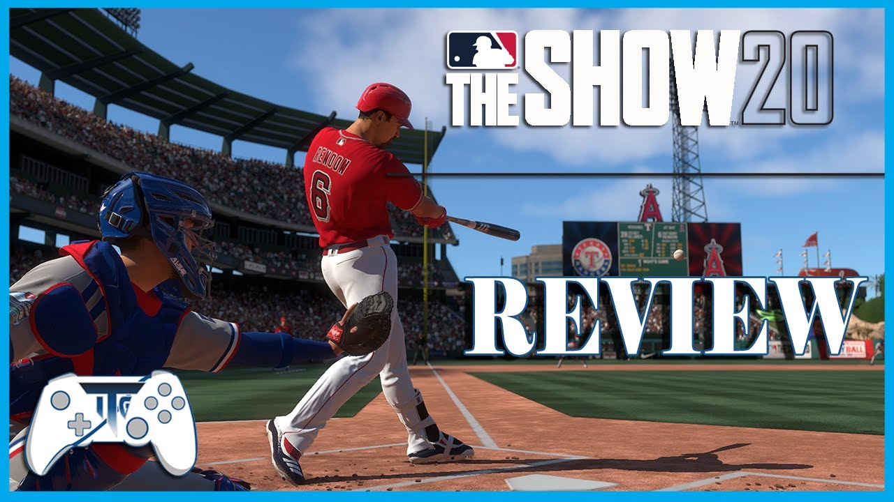 Show Time In MLB The Show 20 Review (Video Game Video Review)