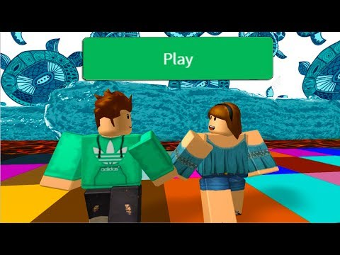 MAKING MY OWN GAME IN ROBLOX! (COME PLAY!)