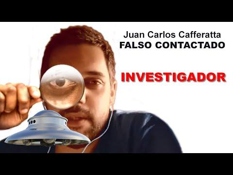 Juan Carlos Cafferatta - FALSO CONTACTADO - INVESTIGADOR