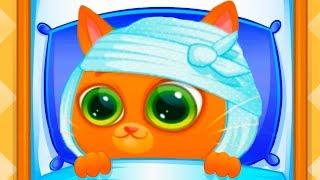 КОТЕНОК БУБУ #88 Челлендж Эксперимент с зельями. Кид кормит милого котика разными зельями