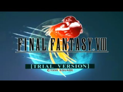 Final Fantasy VIII Trial Version Demo (Longplay) 720p