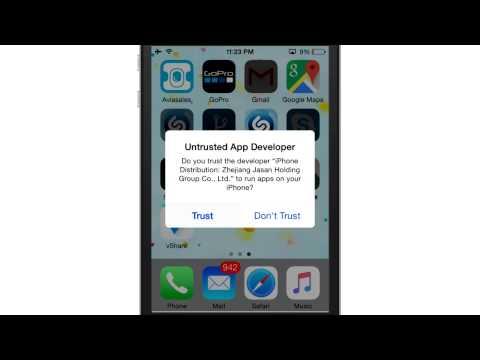 Самый простой способ скачивать платные приложения БЕСПЛАТНО,на iPhone.iPad.iPod.БЕЗ JAILBREAK!