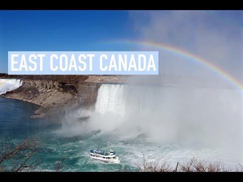 EAST COAST | CANADIAN ROAD TRIP