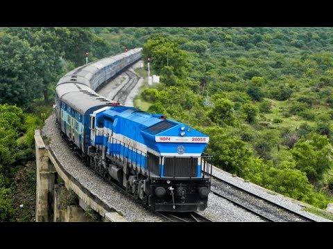 Indian Railways - A Green Transporter
