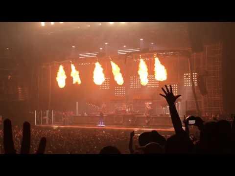 Rammstein - DU HAST - Las Vegas 2017