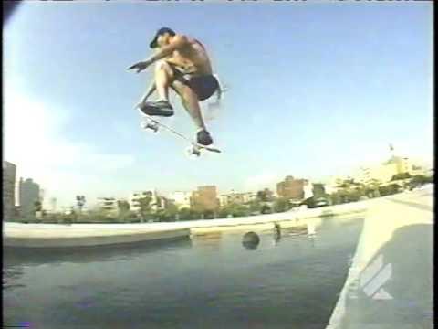 Fuel TV Skateboarding