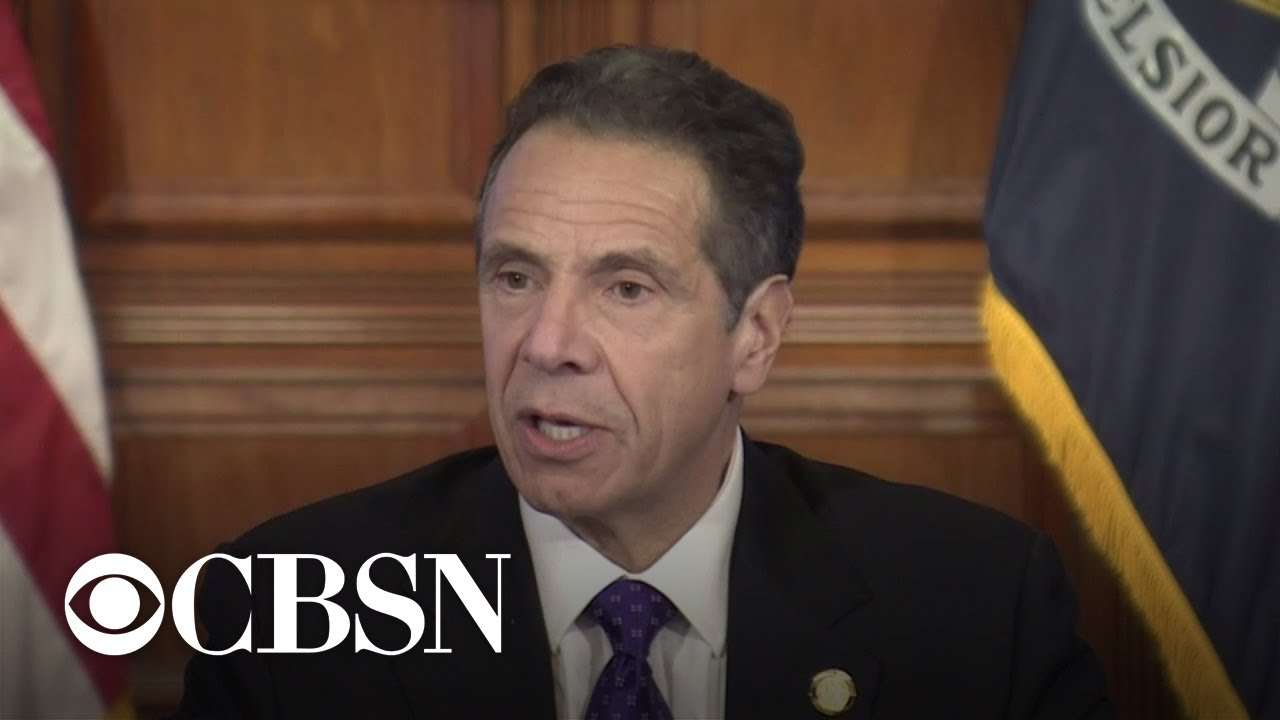 Governor Cuomo on reopening economy and concerns about