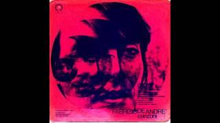 Fila la lana - Fabrizio De Andrè