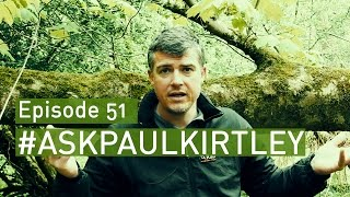 Tarps With Canoes, Earning From Bushcraft Content, Dealing With Frowns | #AskPaulKirtley 51