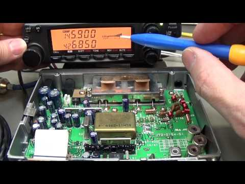 #38 Radio repair: Troubleshooting a Kenwood TM-732 with no TX power