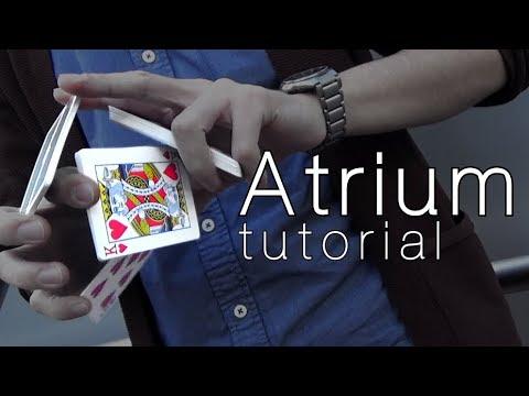 ATRIUM - Cardistry Tutorial