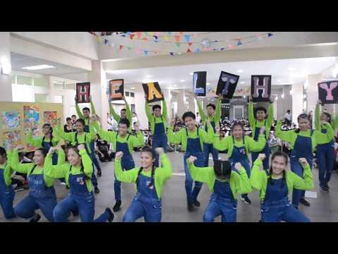 Nutri-Jingle Finals 2017 - Makati Science High School - 11-Curie