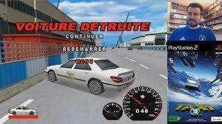 Morralla Clásica 8 TAXI 3 FRANCE PlayStation 2 El gran exclusivo francés de PS2