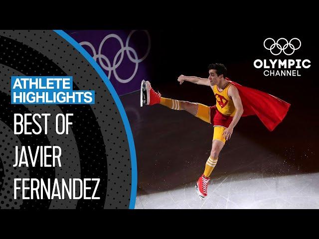 Javier Fernandez 🇪🇸 All Olympic Performances |Athlete Highlights