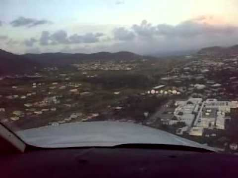 Landing Bradshaw Int'l St.Kitts RWY 07 (TKPK)_1.mp4