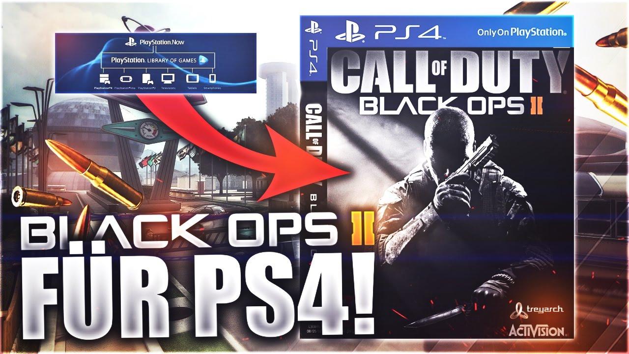 Black Ops 2 Und Andere Cod S Jetzt Auf Der Ps4 Die