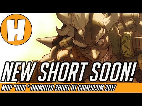 Overwatch - NEW Animated Short + Map NEXT WEEK - gamescom timings! | Hammeh