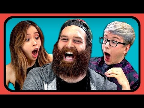 Youtubers react to bunnies can fly proof youtube