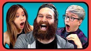 YouTubers React To Bunnies Can Fly...Proof!