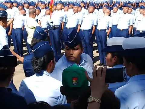Philippine Coast Guard Class 67-2018 Recognition Rites