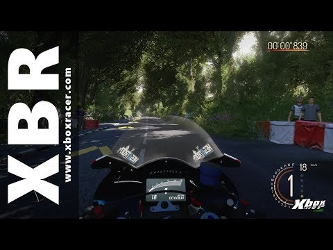 TT Isle of Man: Carrière #5 (Snaefell Mountain Course -19.90km)