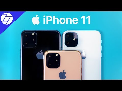 iPhone 11 (2019) - FINAL Design PREVIEW!