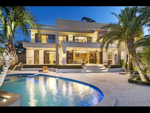 Immaculate Waterfront Mansion in Sydney, Australia