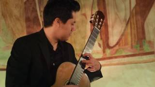 MARCO DE BIASI: Improvvisazione VI - Arody Garcia, guitar